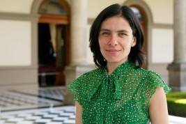 aniela Rea Gómez, egresada de la Facultad de Ciencias y Técnicas de la Comunicación de la Universidad Veracruzana