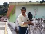 Fotografía de Bulmaro Bazaldúa Baldo, egresado de la Facultad de Ciencias y Técnicas de la Comunicación de la Universidad Veracruzana