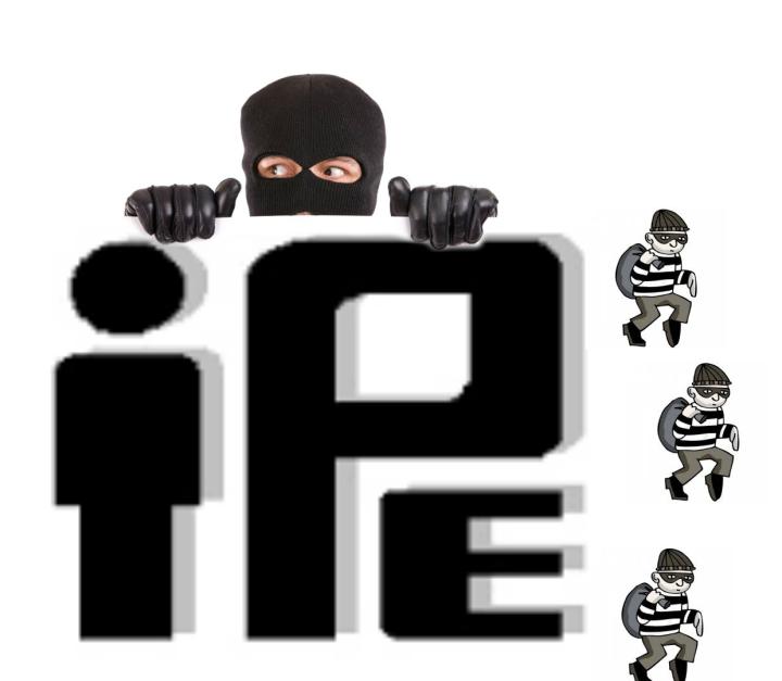 Saqueadores del IPE Veracruz