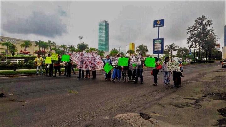 bloqueando-calles-xalapa