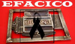Esquela por el fallecimiento de doña Aurora Solís de Macfú, suegra de  nuestro colega y colaborador, Raúl López Gómez – EfACICO
